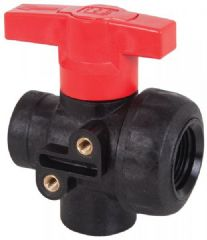 3 Way Ball Valve - L Port 8216252